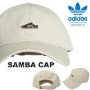 スニーカーワンポイントadidasOriginalsアディダスオリジナルスメンズレディースSAMBACAPロゴキャップ帽子アジャスタースナップバック2019秋新作GDO60
