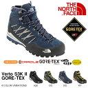 送料無料 悪天候に強いGORE-TEX 軽量防水 アウトドア ブーツ ザ・ノースフェイス THE NORTH FACE ヴェルト S3K II ゴ…