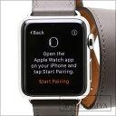 エルメス HERMES アップルウォッチ Apple Watch スマートウォッチ 38mm S/M ドゥブルトゥール MLC32J/A シリーズ1 ヴ…