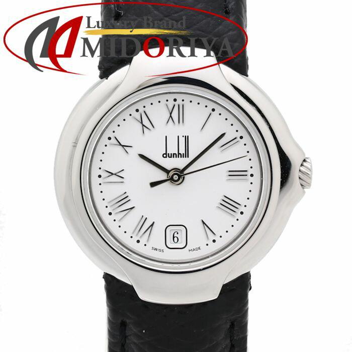 ダンヒル DUNHILL ミレニアム デイト レディース 腕時計 /35001 【中古】