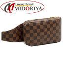 3d3ffd1690b9 050331 1. Sold Out. MINT! Auth LOUIS VUITTON Damier Geronimos Body Bag ...