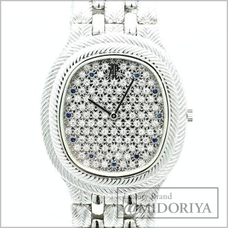 odemapige AUDEMARS PIGUET WG潔凈鑽石11P藍寶石人石英/3萬3898手錶