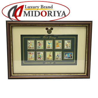 150 pieces of stamp art gallery Disney Disney stamps-limited /042060