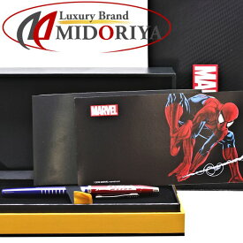 CROSS MARVEL クロス ボールペン マーベルコレクション スパイダーマン AT0085D-106 /043328 【未使用】コレクション