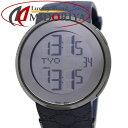 fcbabb32357d GUCCI Gucci YA114208 eye Gucci I-GUCCI navy quartz rubber men digital 316L  /35886 [used] watch