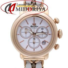 グラムロック バルハーバー 40mm クロノグラフ GR77127 Glam Rock クオーツ ホワイト /36260 【未使用】 腕時計