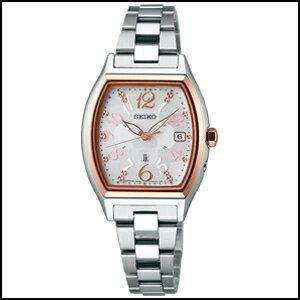 新品 即日発送 SEIKO セイコー ルキア ソーラー 電波 時計 レディース 腕時計 SSQW020