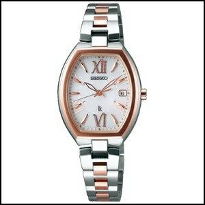 新品 即日発送SEIKO セイコー ルキア ソーラー 電波 時計 レディース 腕時計 SSQW028