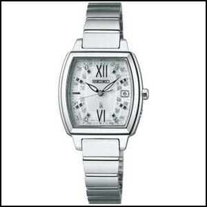 新品 即日発送 SEIKO セイコー ルキア 限定 モデル ソーラー 電波 時計 レディース 腕時計 SSVW063