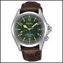 新品 即日発送 セイコー アルピニスト 自動巻き 時計 メンズ 腕時計 SARB017