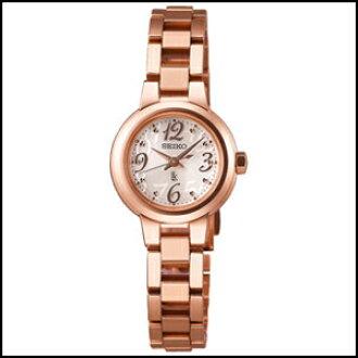 신품 당일 발송 SEIKO 세이코르키아소라 시계 레이디스 손목시계 SSVR128
