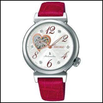 SEIKO 세이코르키아 자동감김 시계 레이디스 손목시계 SSVM023