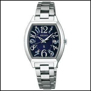 SEIKO セイコー ルキア ソーラー 電波 時計 レディース 腕時計 SSVW093