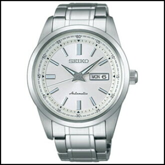 有SEIKO精工機械自動卷手卷的鐘表人手錶SARV001