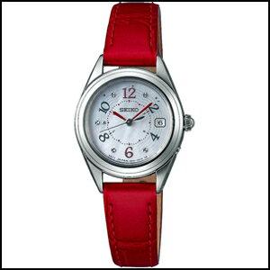 セイコー セレクション Thanks MOM Special Limited 2017 ソーラー 電波 時計 レディース 腕時計 SWFH079