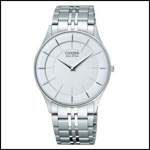 シチズン ステレット ソーラー 時計 メンズ 腕時計 AR3010-65A