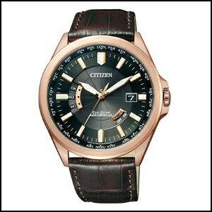 CITIZEN シチズン コレクション ダイレクトフライトソーラー 電波 時計 メンズ 腕時計 CB0012-07E