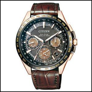 新品 即日発送 シチズン アテッサ F900 ダブルダイレクト フライト ソーラー 電波 時計 メンズ 腕時計 CC9016-01E