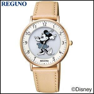 シチズン レグノ ディズニー コレクション 限定モデル ソーラー 時計 ユニセックス 腕時計 KP3-121-12