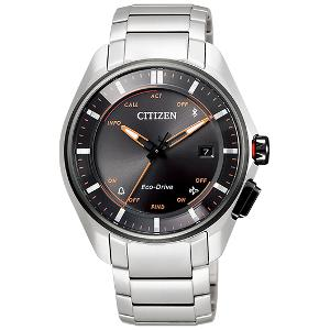 シチズン エコ・ドライブ Bluetooth ソーラー 時計 ユニセックス 腕時計 BZ4004-57E