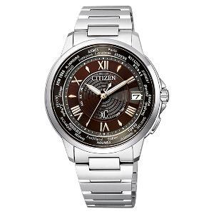 シチズン クロスシー 限定モデル ソーラー 電波 時計 メンズ 腕時計 CB1020-71X