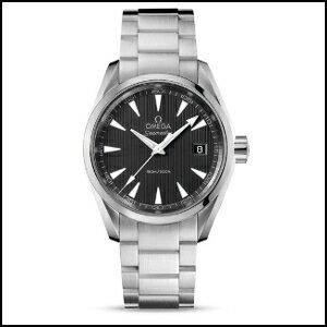 新品 即日発送 オメガ シーマスター アクアテラ クオーツ 時計 メンズ 腕時計 231.10.39.60.06.001