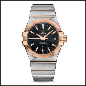 オメガ コンステレーション 自動巻き 時計 メンズ 腕時計 123.20.35.20.01.001