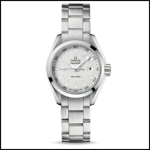 新品 即日発送 オメガ シーマスター アクアテラ クォーツ 時計 レディース 腕時計 231.10.30.60.02.001