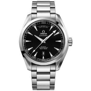 オメガ シーマスター アクアテラ 自動巻き 時計 メンズ 腕時計 231.10.42.22.01.001