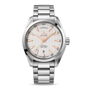 新品 即日発送 オメガ シーマスター アクアテラ デイデイト 自動巻き 時計 メンズ 腕時計 231.10.42.22.02.001