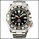 新品 即日発送 ORIENT オリエント エムフォース ダイバー スキューバー 自動巻き メンズ 腕時計 SEL03001B0