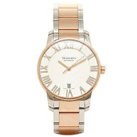 新品 即日発送 ティファニー アトラス 自動巻 時計 メンズ 腕時計 Z1800.68.15A21A00A