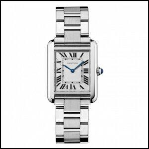カルティエ タンク ソロ クオーツ 時計 レディース 腕時計 W5200013