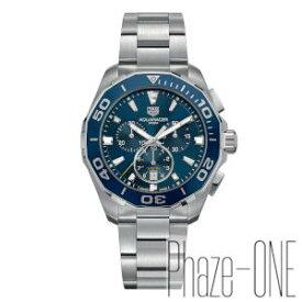 新品 即日発送可 タグホイヤー アクアレーサー クロノグラフ 300m防水 メンズ 腕時計 CAY111B.BA0927