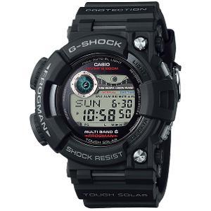 新品 即日発送 カシオ Gショック フロッグマン 200m 防水 ソーラー 電波 時計 メンズ 腕時計 GWF-1000-1JF