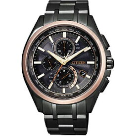 新品 即日発送 シチズン アテッサ ダイレクトフライト 100周年記念 限定モデル ソーラー 電波 時計 メンズ 腕時計 AT8046-51E