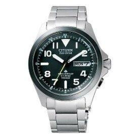 シチズン プロマスター ランド シリーズ ソーラー 電波 時計 メンズ 腕時計 PMD56-2952