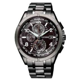 shichizunatessadairekutofuraitosora電波鐘表人手錶AT8166-59E