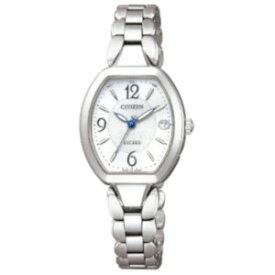CITIZEN シチズン エクシード ソーラー 電波 時計 レディース 腕時計 ES8060-57A