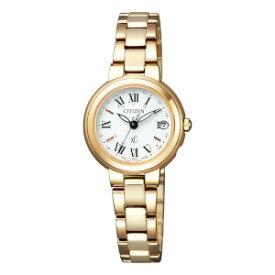 新品 即日発送可 シチズン クロスシー HAPPY FLIGHT ソーラー 電波 時計 レディース 腕時計 ES9003-55A