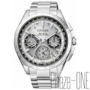 シチズン アテッサ F900 サテライト ウエーブ ソーラー 電波 時計 メンズ 腕時計 CC9010-66A