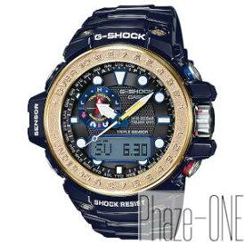 新品 即日発送 カシオ Gショック ガルフマスターソーラー 電波 時計 メンズ 腕時計 GWN-1000F-2AJF