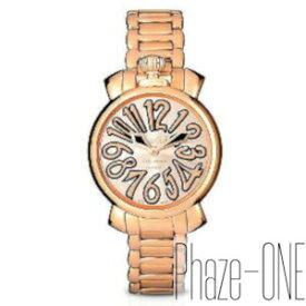 ガガミラノ マヌアーレ 35MM クオーツ 時計 レディース 腕時計 6021.5
