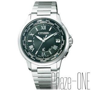 シチズン クロスシーソーラー 電波 時計 メンズ 腕時計 CB1020-54E