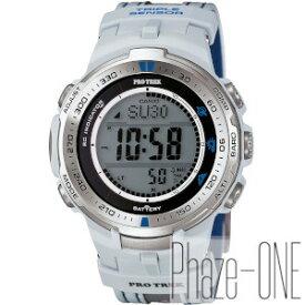 8dae306539 新品 即日発送可 カシオ プロトレック ソーラー 電波 時計 メンズ 腕時計 PRW-3000G-