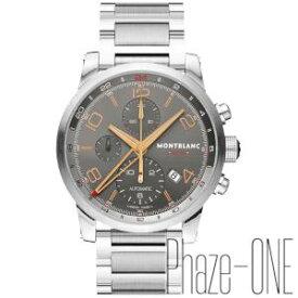 新品 即日発送可 モンブラン タイムウォーカー UTC クロノグラフ 自動巻き 時計 メンズ 腕時計 107303