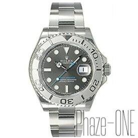 新品 即日発送可ロレックス ヨットマスター ダークロジウム 自動巻き 時計 メンズ 腕時計 116622