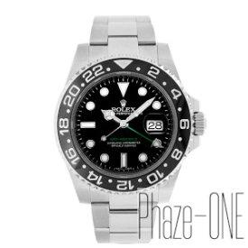 新品 即日発送可 ロレックス GMT MASTER II 自動巻き 時計 メンズ 腕時計 116710LN