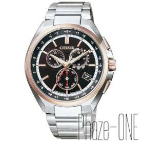 新品 即日発送可 シチズン アテッサ ラグビー日本代表モデル 「BRAVE BLOSSOMS Limited Models」 ソーラー 電波 時計 メンズ 腕時計 CB5044-62E