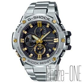 カシオ Gショック Gスティール ブルートゥース ソーラー 時計 メンズ 腕時計 GST-B100D-1A9JF